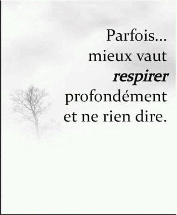 LA PENSÉE DU JOUR !